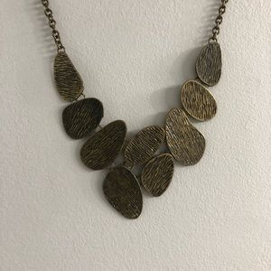 Abstract necklace